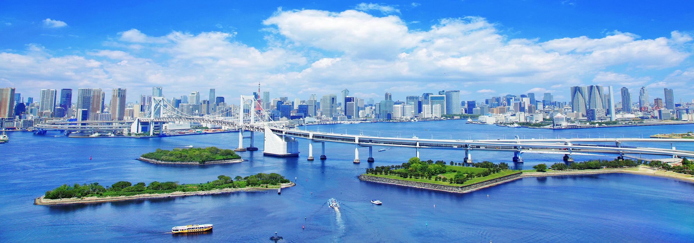 東京都観光汽船(TOKYO CRUISE)
